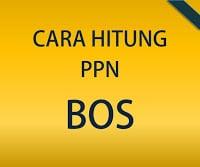 Menghitung Ppn Pembelian Barang Menggunakan Dana Bos