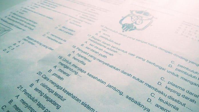 Soal UAS Kelas 5 Semester 1
