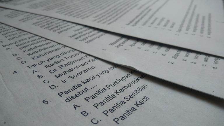 Soal Uas Kelas 6 Semester 1 Kurikulum 2013 Ktsp Kependidikan Com