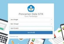 lupa username dan password akun simpkb