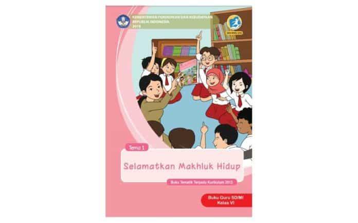 Buku Guru Kelas 6 Kurikulum 2013