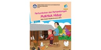 Buku Siswa Kelas 3 Kurikulum 2013
