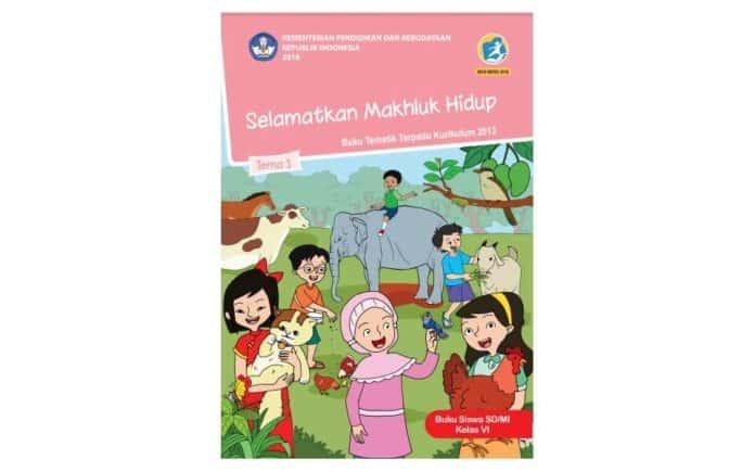 Buku Siswa Kelas 6 Kurikulum 2013