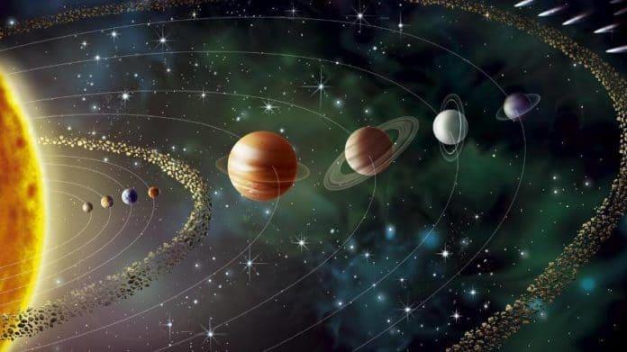 ciri khusus planet