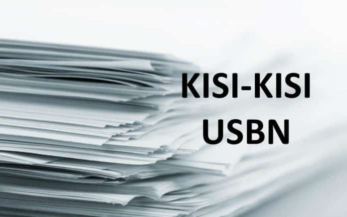 Download Kisi-Kisi USBN SD