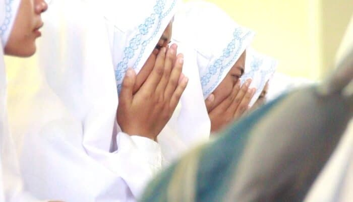 susunan acara doa bersama